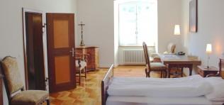 Gast im Kloster Engelberg